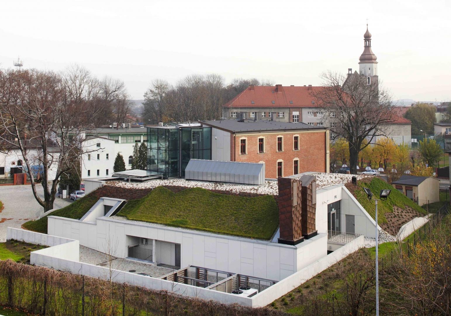 Muzeum Miejskie W żorach W Zabytkowej Kamienicy Z Wielkim