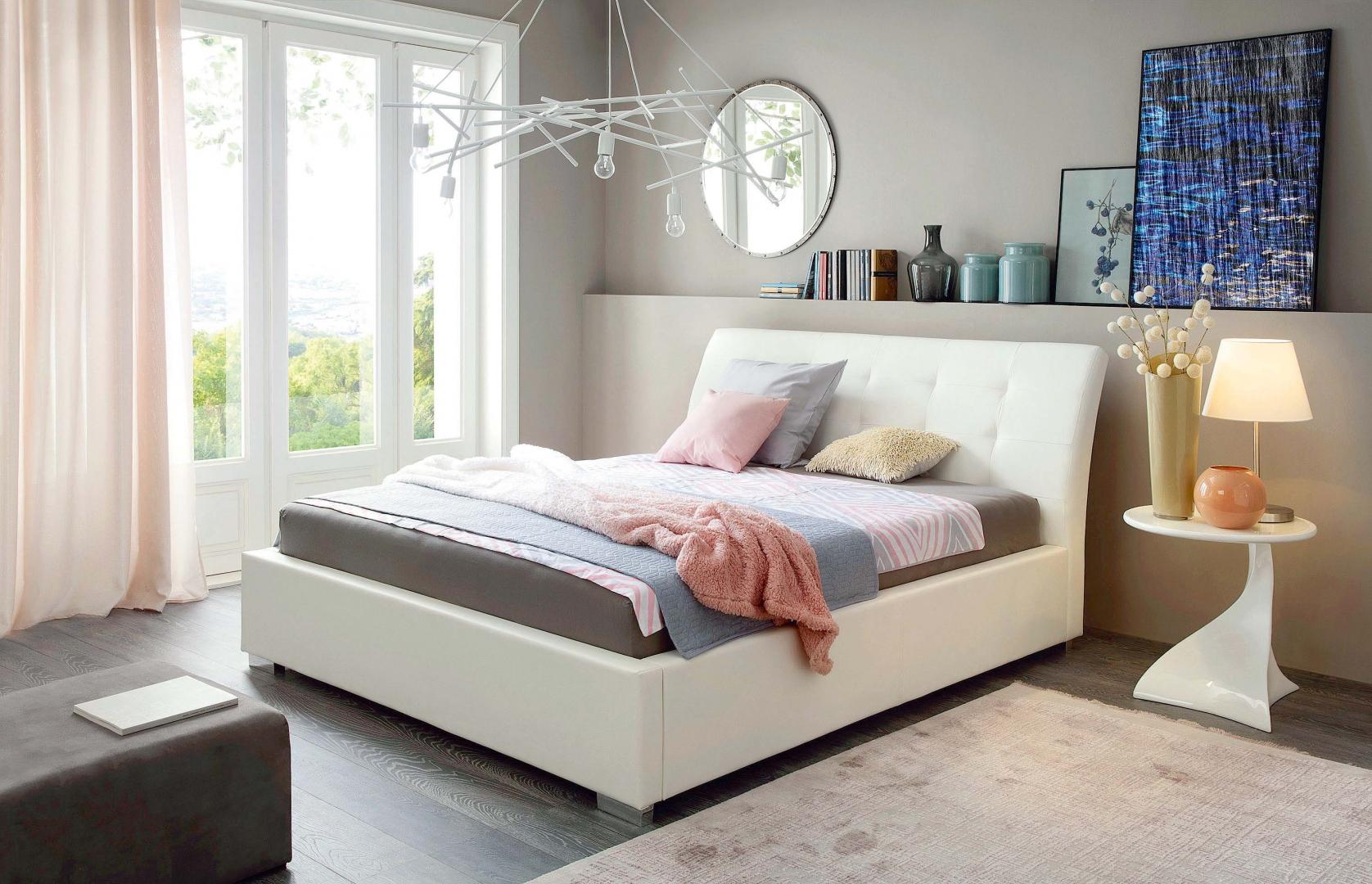 łóżka Tapicerowane Które Wybrać
