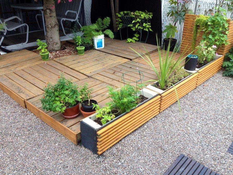 30 Pomysłów Jak Wykorzystać Palety W Ogrodzie E Ogrody