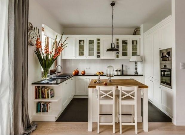 Kuchnia Z Wyspą Inspiracje Domosfera
