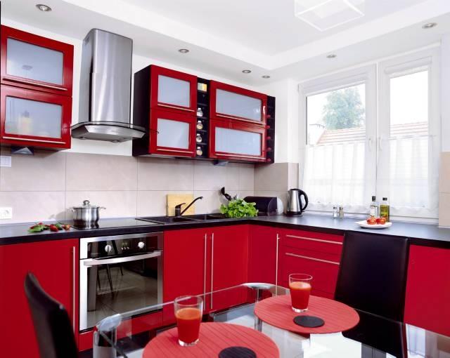 Wystrój Wnętrz Kuchnia ładny Dom
