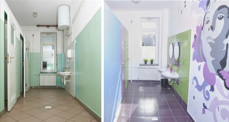 Wzorowa łazienka Czyli Czas Na Zmiany