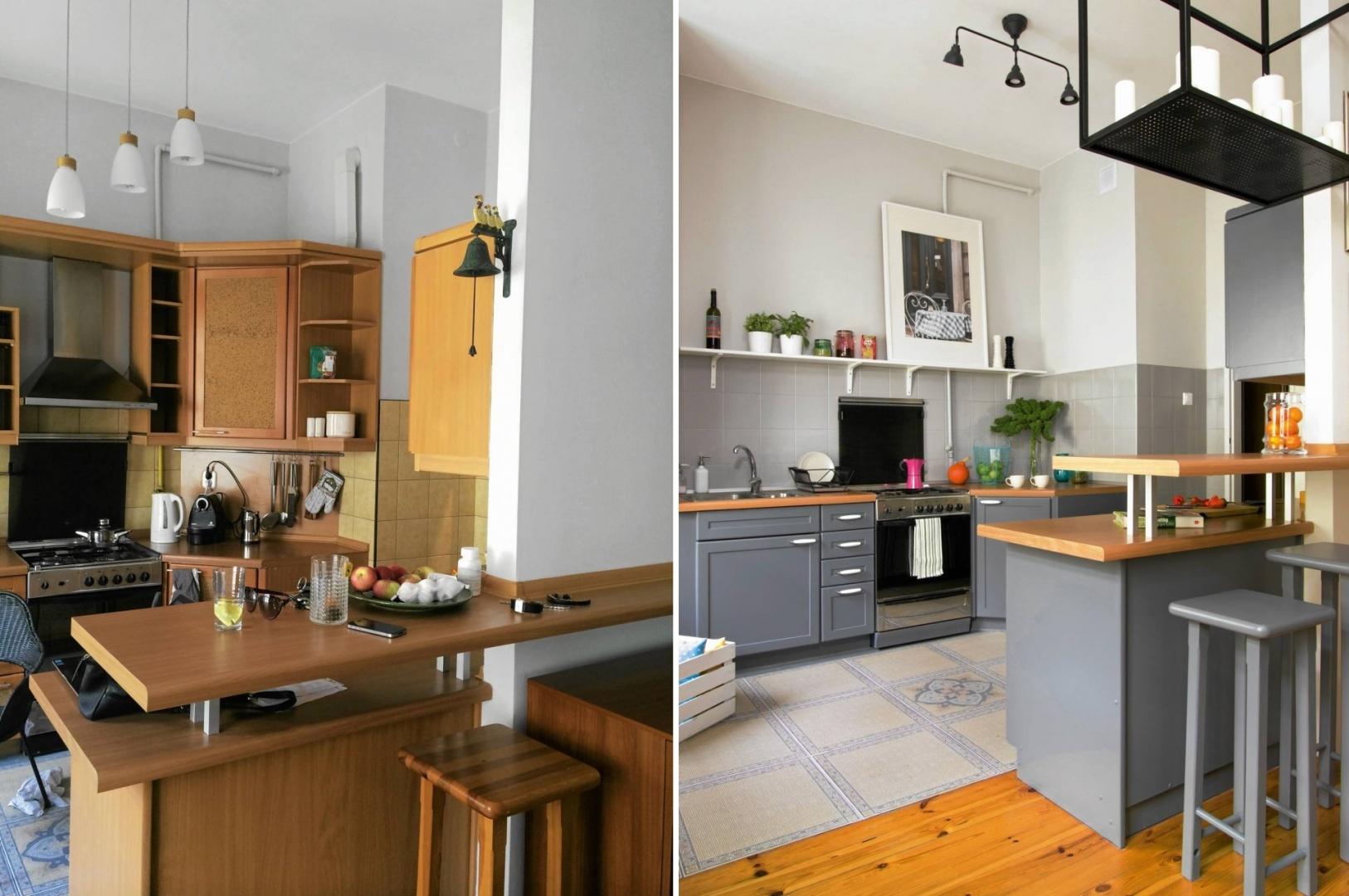 Metamorfoza Kuchni Za 1100 Zł Efekt Zdumiewa ładny Dom