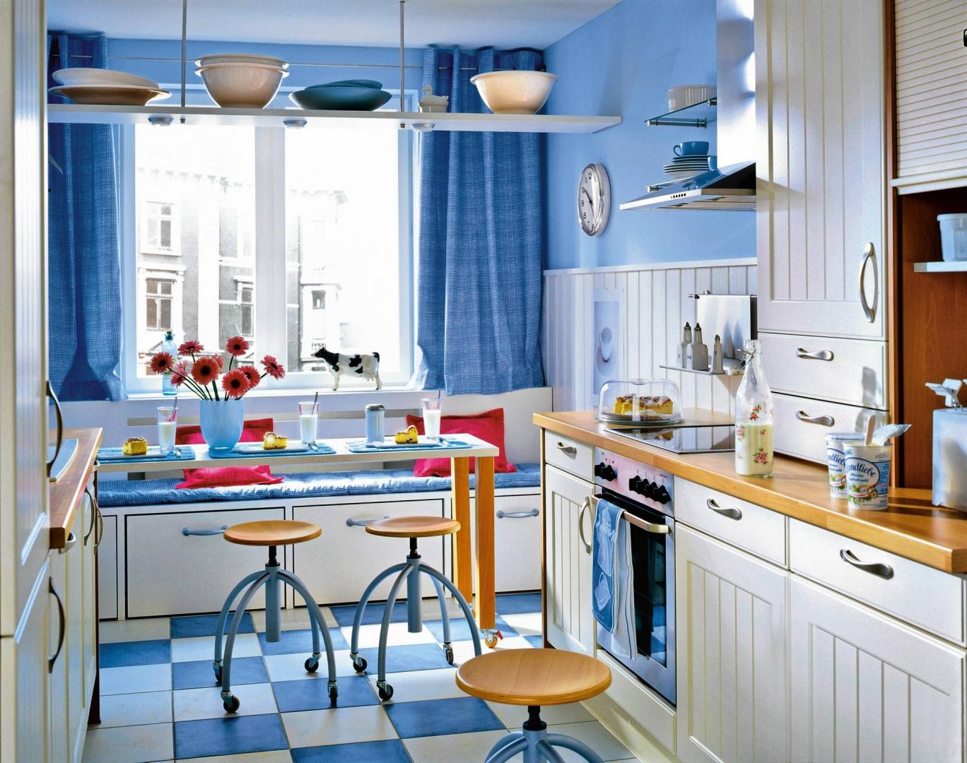 Kąt Jadalny W Małej Kuchni 20 Typowych I Nietypowych