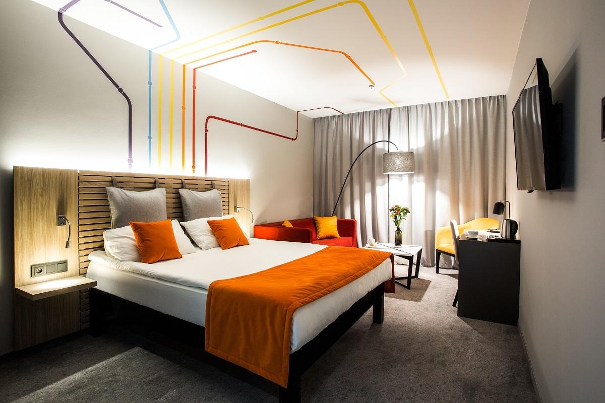 Nowy Hotel Ibis Styles Warszawa City Domosfera
