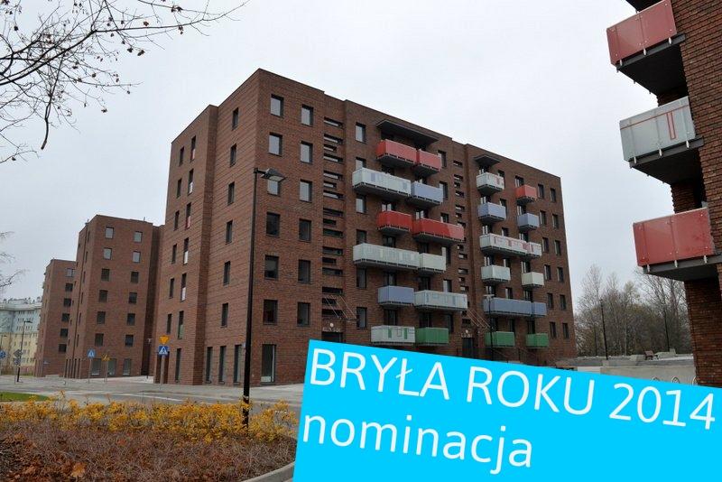 Komunalne Bloki Z Cegły Dla Warszawiaków