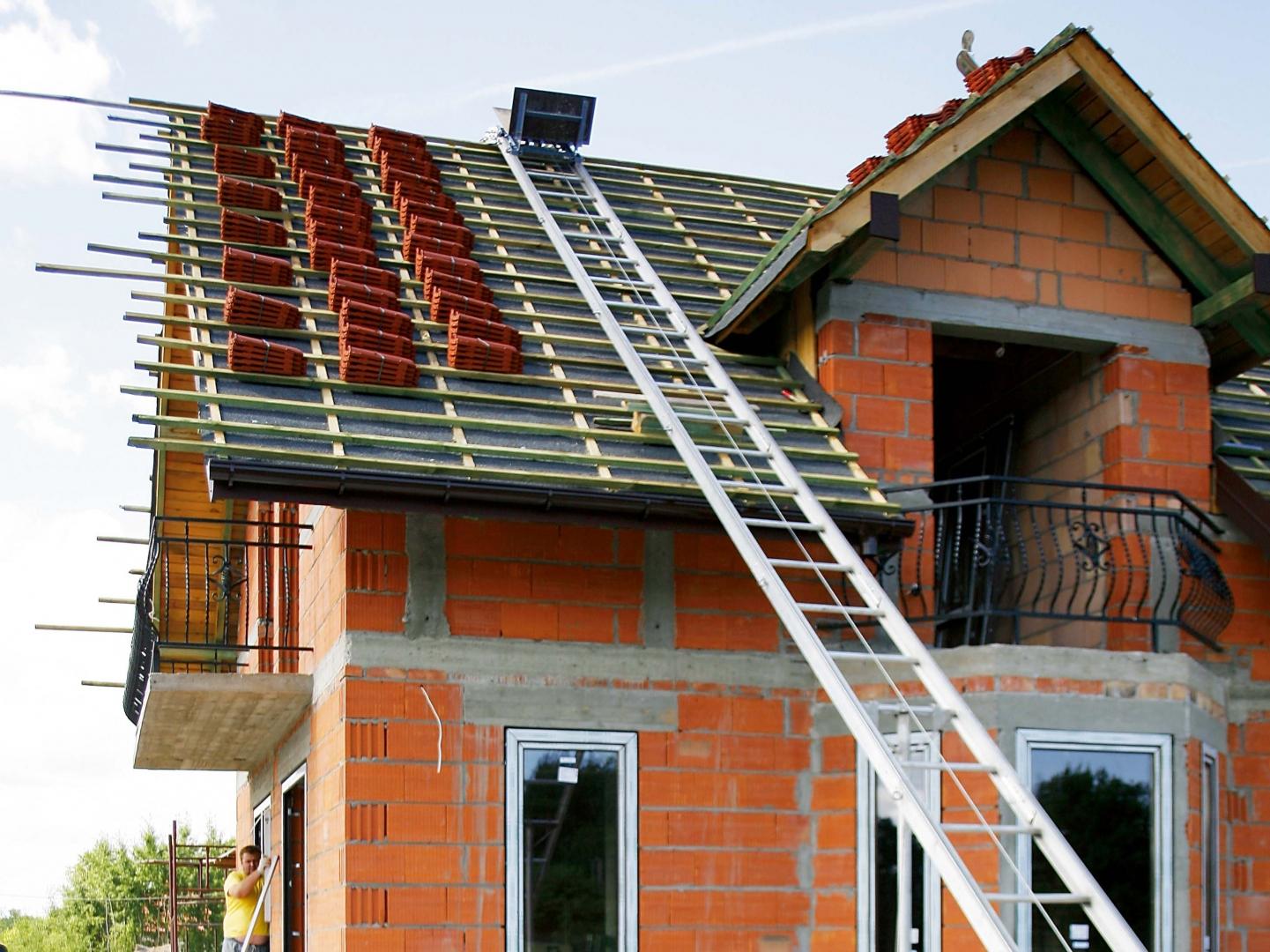 Dach Jakie Pokrycie Będzie Najlepsze ładny Dom