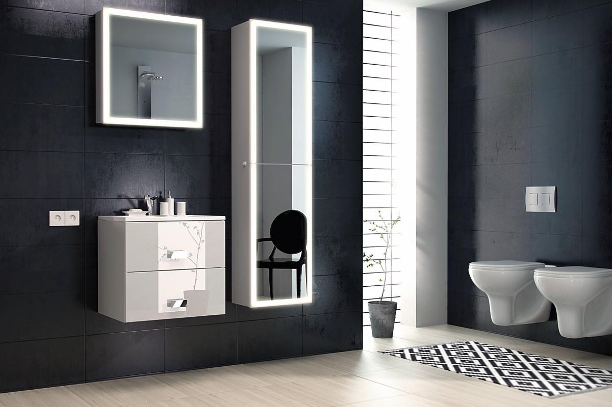Meble łazienkowe 14 Stylowych Zestawów ładny Dom