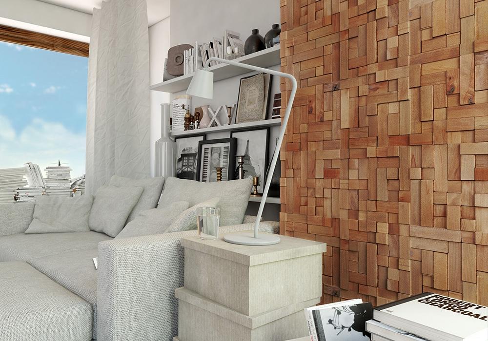 Drewniane Dodatki Na ściany 17 świetnych Propozycji Domosfera
