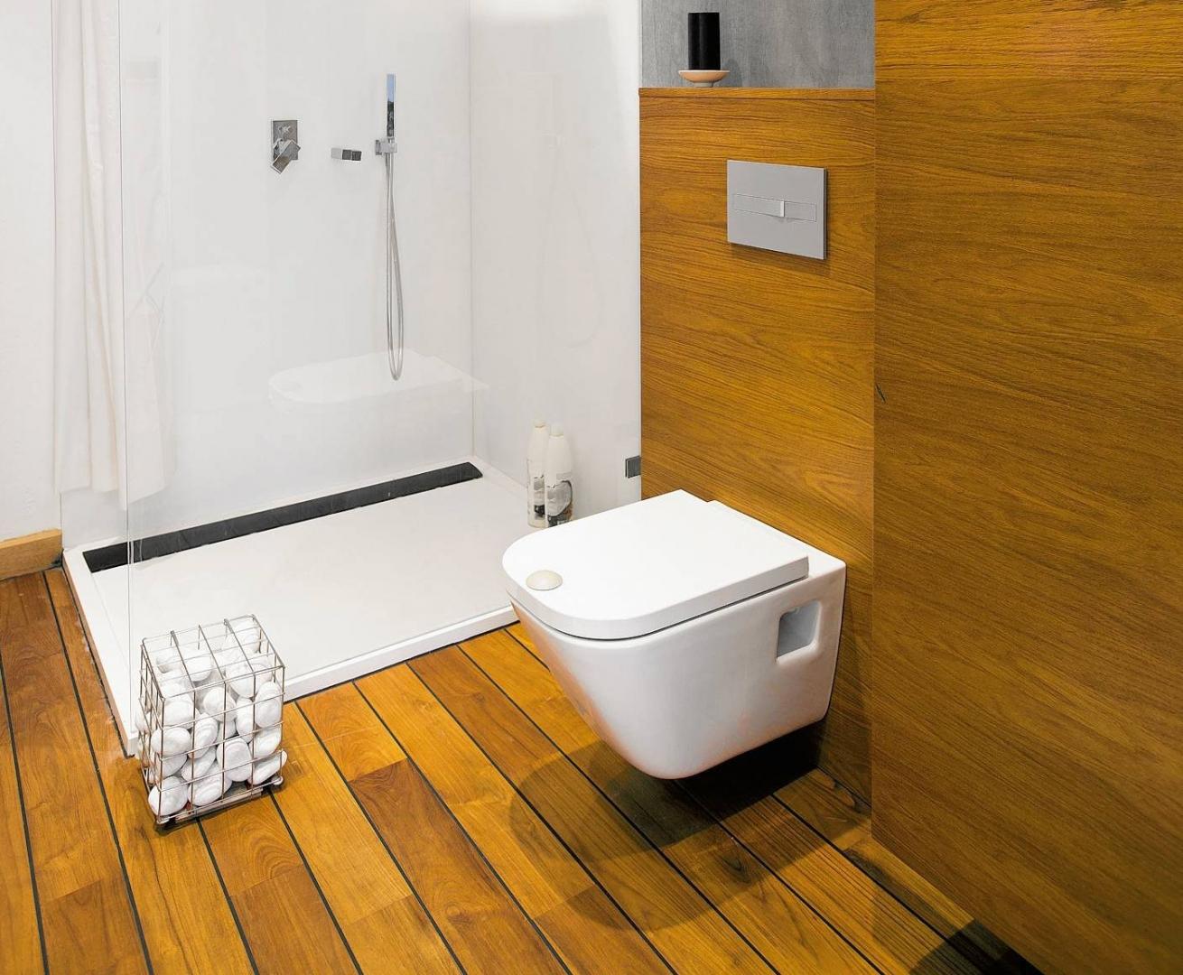 Drewniane Podłogi W łazience Co Warto Wiedzieć