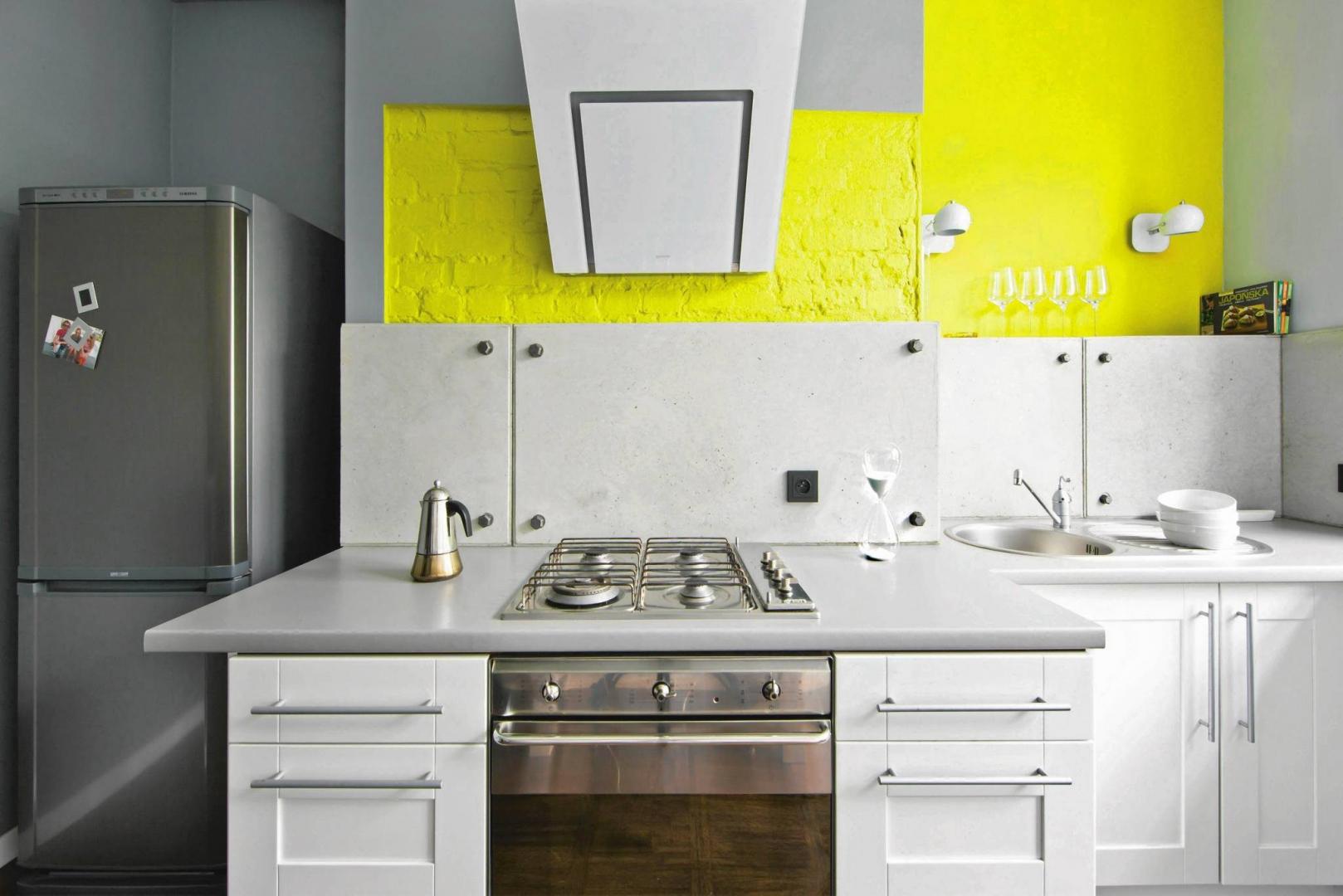 Kuchnia Co Zamiast Płytek Na ścianie ładny Dom
