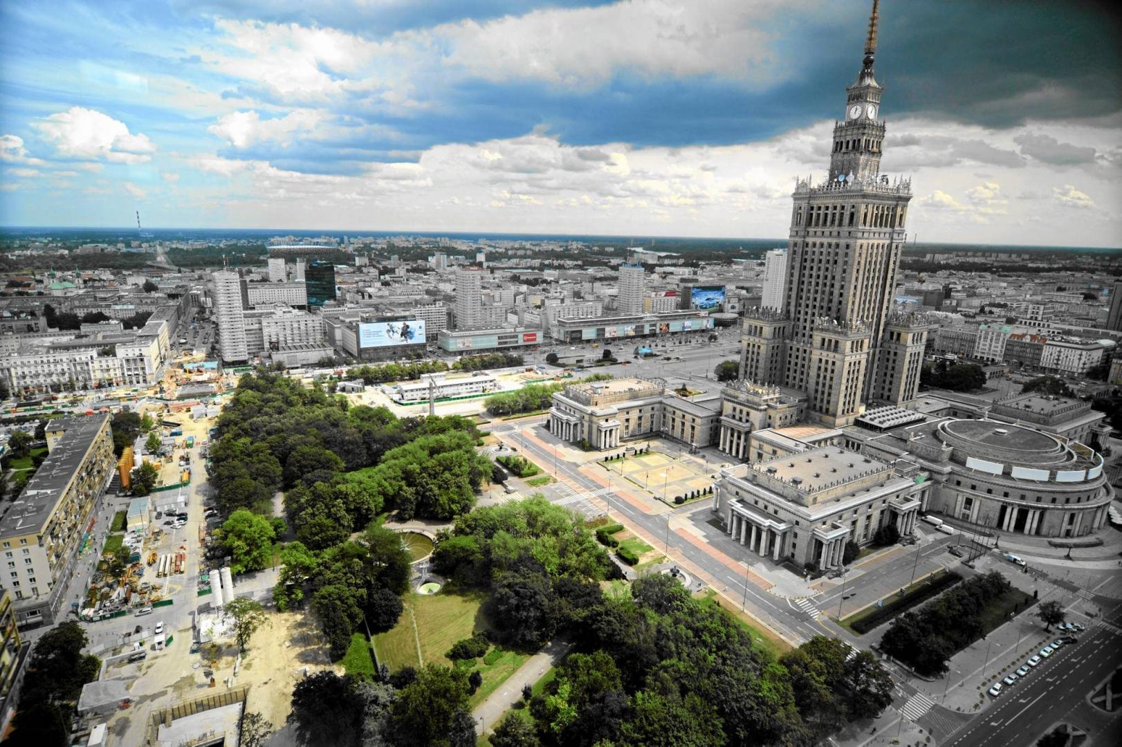 Pałac Kultury i Nauki w Warszawie kończy 60 lat! Dlaczego