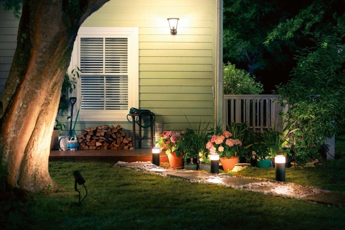 Jakie Wybrać Oświetlenie Ogrodowe Lampy Kinkiety Latarnie