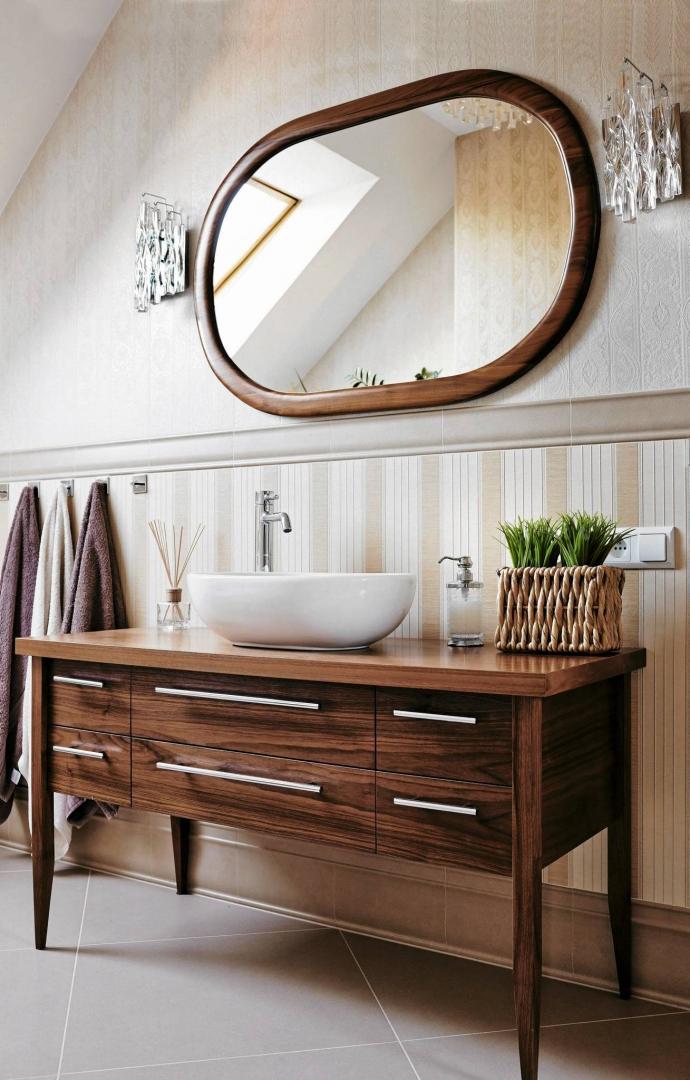 Meble łazienkowe Szafki Pod Umywalkę Bez Sztampy