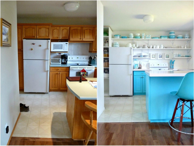 Sposoby Na Tanią Metamorfozę Kuchni ładny Dom