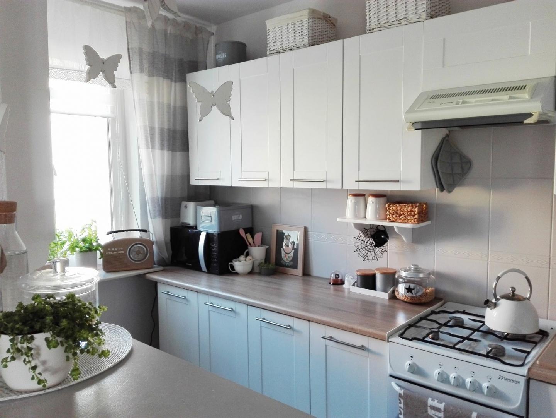 Metamorfoza Kuchni W Bloku ładny Dom