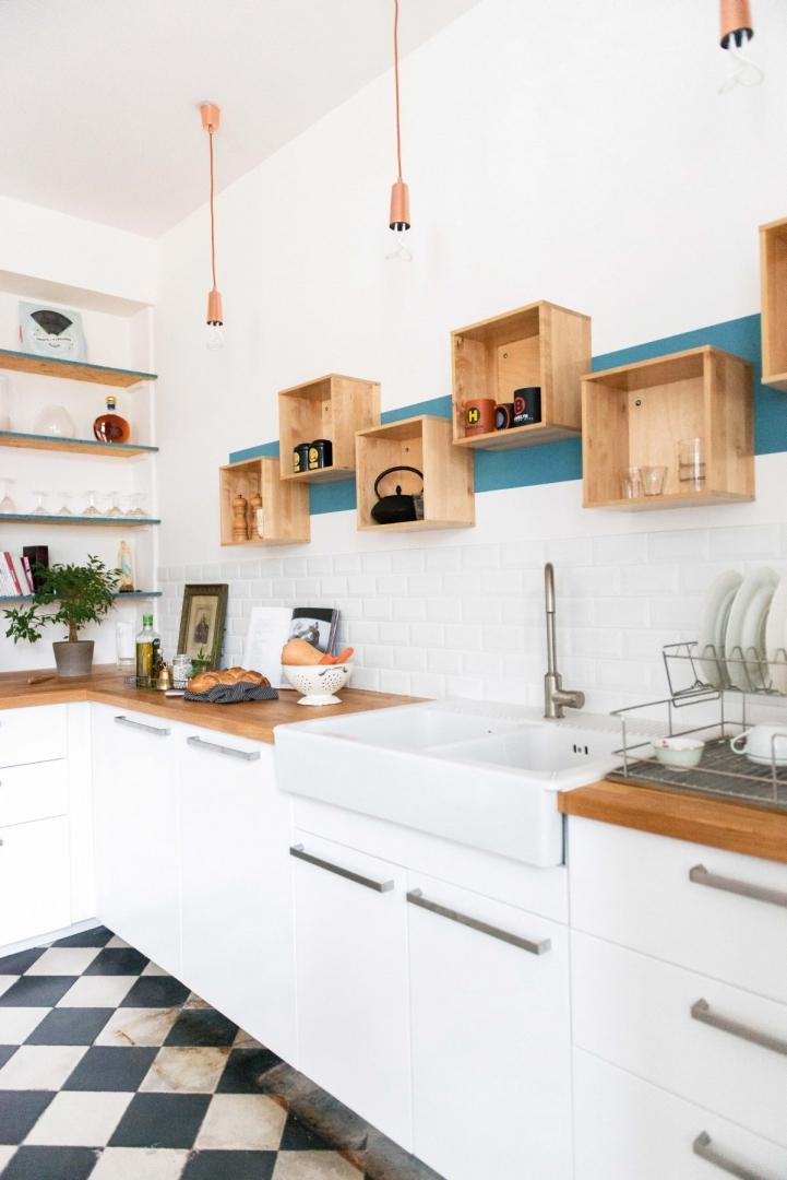 Szafki Wiszące W Kuchni Najciekawsze Rozwiązania ładny Dom