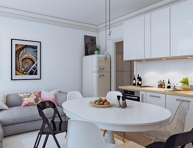 Dodatki Do Kuchni W Stylu Skandynawskim Ceny Domosfera