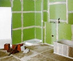 Układanie Glazury A Stare Powłoki Na ścianach ładny Dom