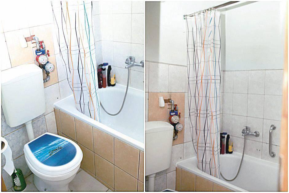 Metamorfoza łazienki ładny Dom