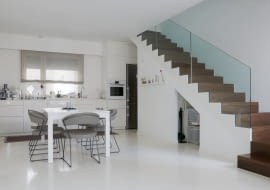 Balustrady wewnętrzne na schody