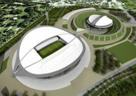 Wizualizacja Stadionu Narodowego