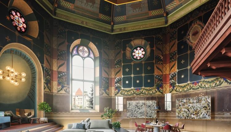 Royal Apartment  - Apartament Królewski w inwestycji Angel Wawel
