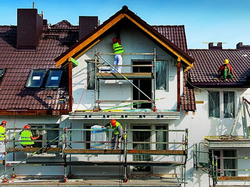 Ile Kosztuje Wykończenie Domu Na Zewnątrz I Wewnątrz W