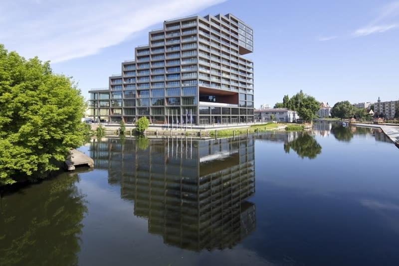 Nordic Haven Apartamentowiec Nad Brdą W Bydgoszczy Bryła