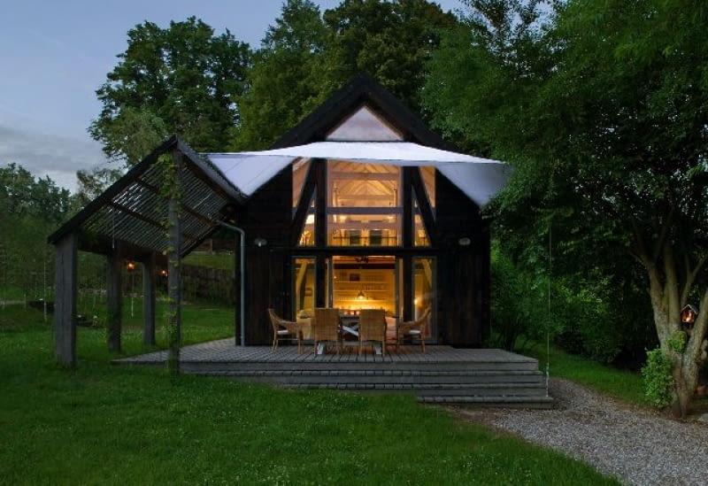 dom jednorodzinny,dom,dom na wakacje