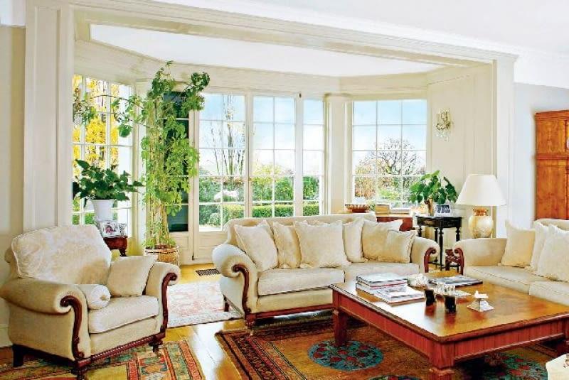 Prawdziwy Wykusz ładny Dom