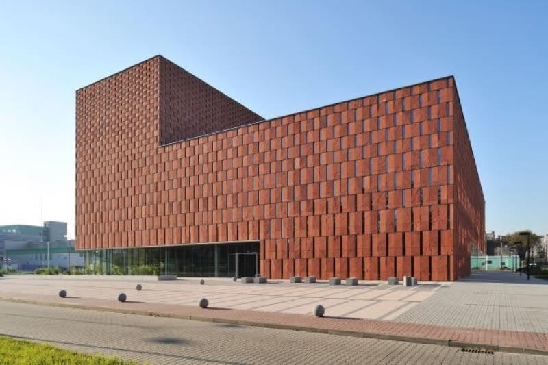 BRYŁA ROKU 2011: Centrum Informacji Naukowej i Biblioteki Akademickiej w Katowicach, proj HS99