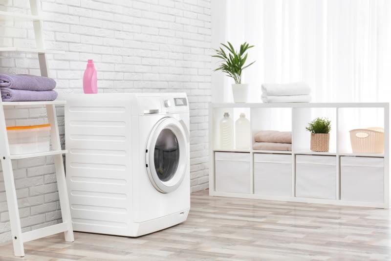 Pralnia w domu. Gdzie umieścić pralkę?