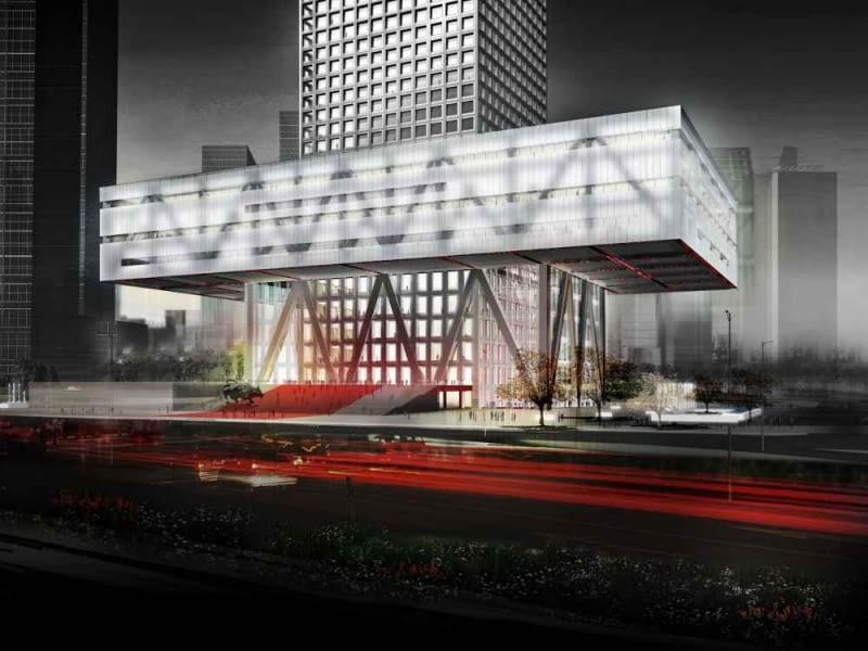 Office for Metropolitan Architecture