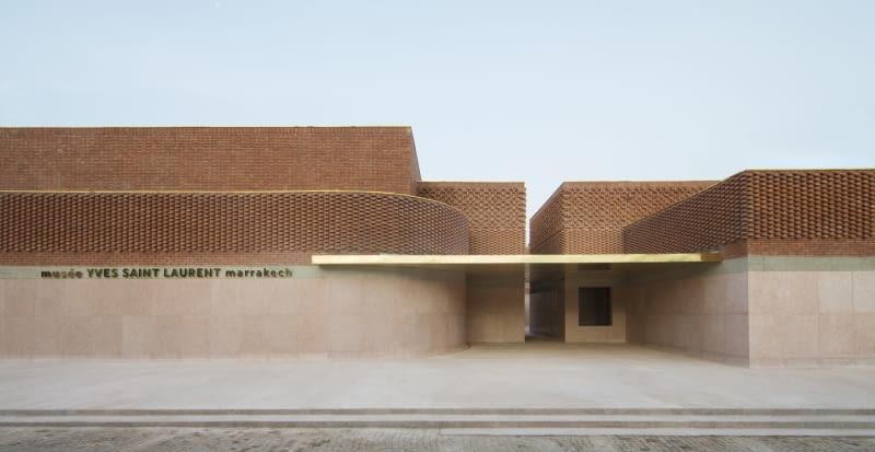Muzeum Yves Saint Laurenta w Marrakeszu