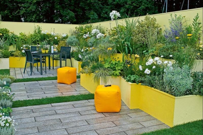 Kolorowy Ogród Jakie Kolory Wybrać Do Ogrodu