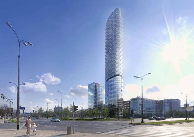 Wieżowiec Pro Urba Warszawa