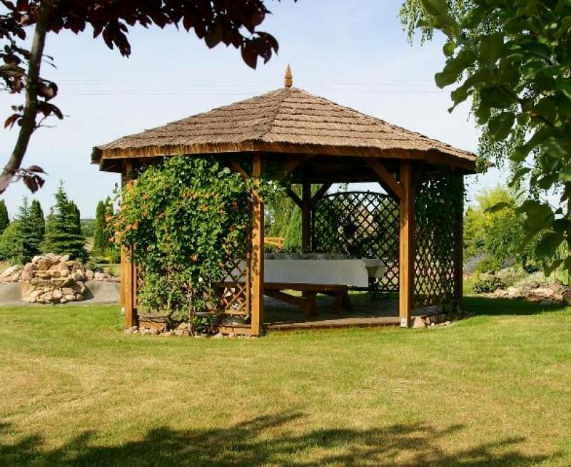 Drewniana Altana Jak Ją Zbudować ładny Dom