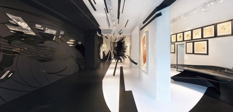 Zaha Hadid and Suprematism