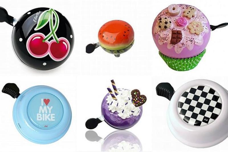 dzwonki rowerowe, dzwonek do roweru, dzwonek rowerowy, design