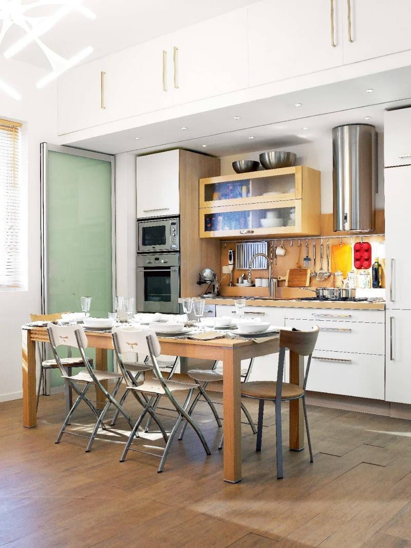 Jak Ukryć Kuchnię W Otwartym Wnętrzu Jest Na To świetny Sposób