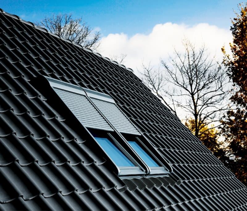 dach, okna dachowe