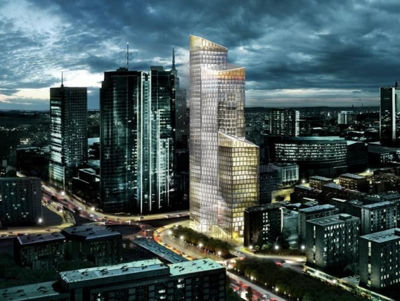 Tak ma wyglądać nowy wieżowiec na miejscu Ilmetu