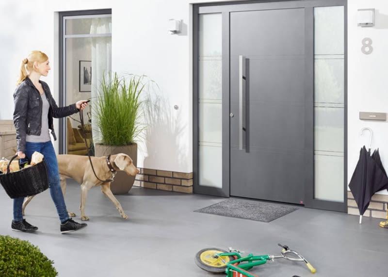 Drzwi zewnętrzne ThermoSafe