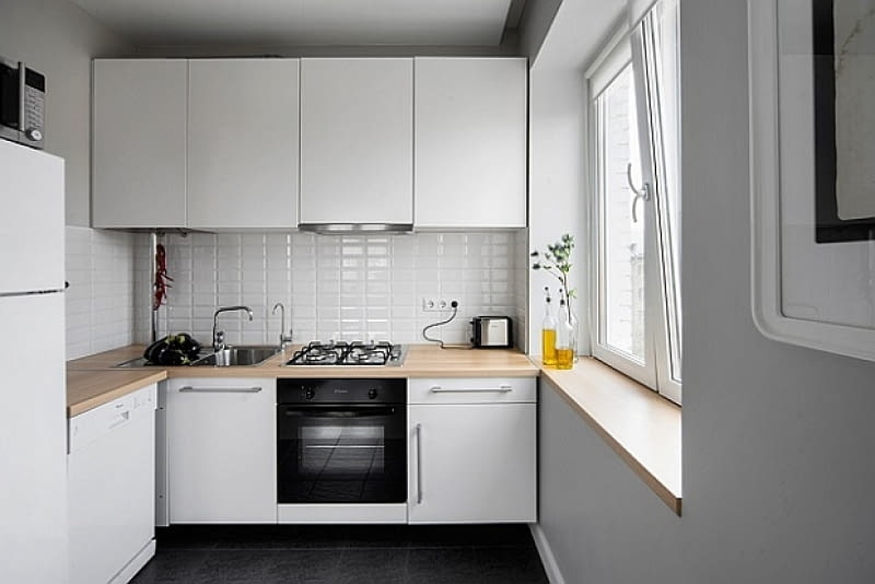 Mała Kuchnia Jak Ją Urządzić Domosfera