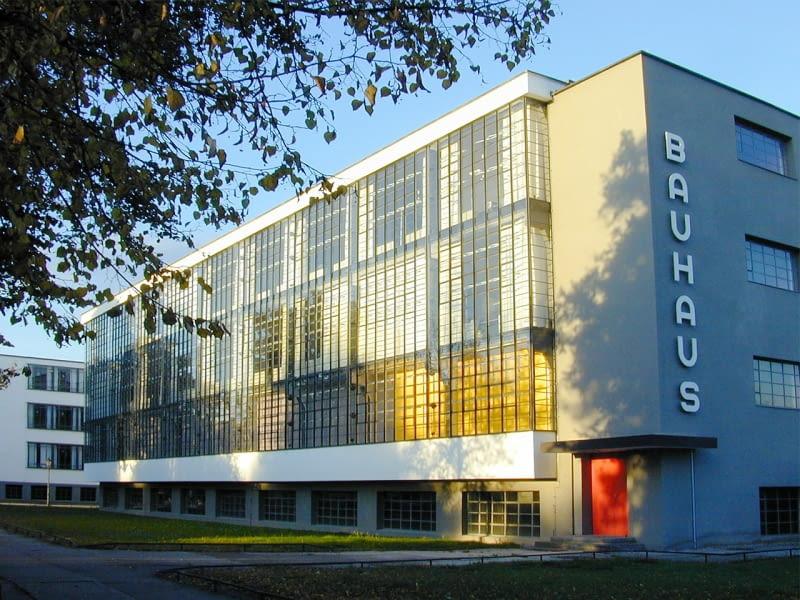 Budynek Bauhausu w Dessau