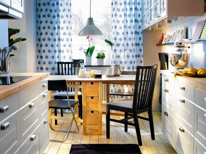 Kąt Jadalny W Małej Kuchni 20 Typowych I Nietypowych Pomysłów