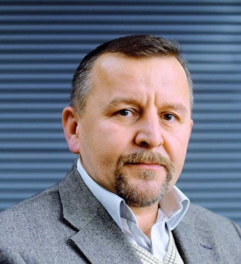 ROBERT KLOS - wiceprezes ZWIĄZKU POLSKIE OKNA I DRZWI, wydawca miesięcznika FORUM BRANŻOWE