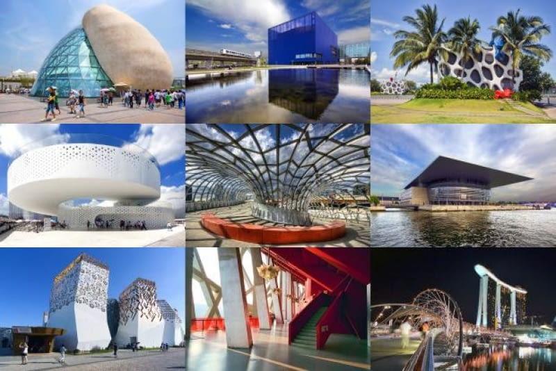 Journeys in Architecture by Wojtek Gurak