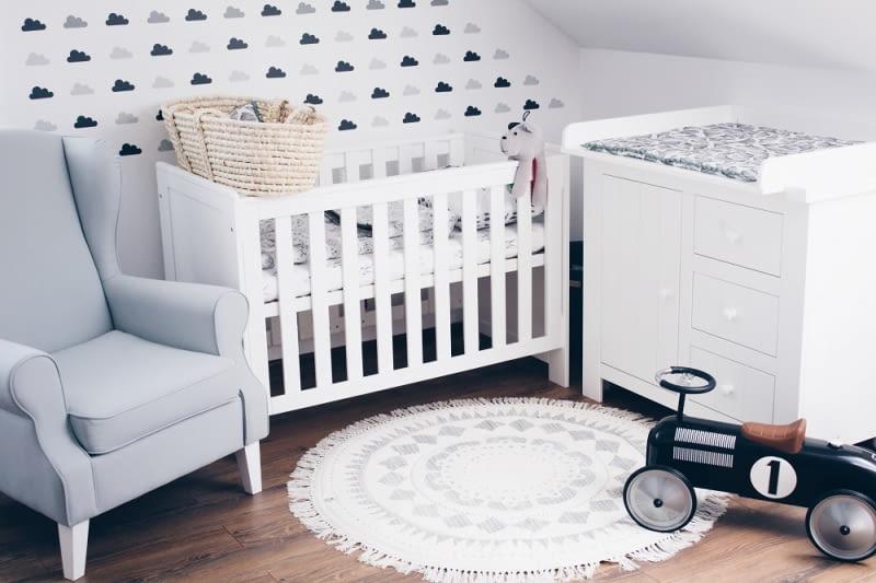 Jak Urządzić Kącik Dla Dziecka W Sypialni Rodziców ładny Dom